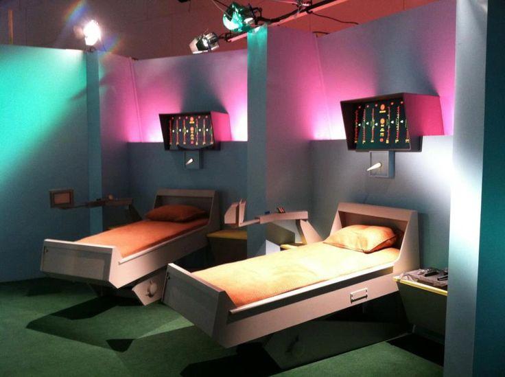 tos sickbay faragut films starship sets studio