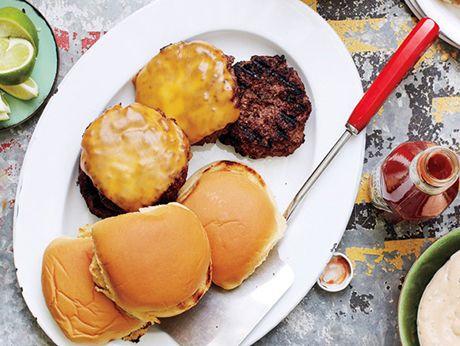 The BA Burger Deluxe Recipe | Epicurious.com