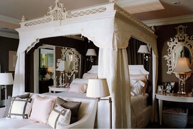 Chocolate brown and white master bedroom ideas pinterest for Chocolate brown bedroom designs