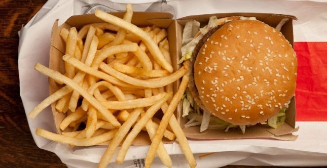 fast food and obesity thesis statements