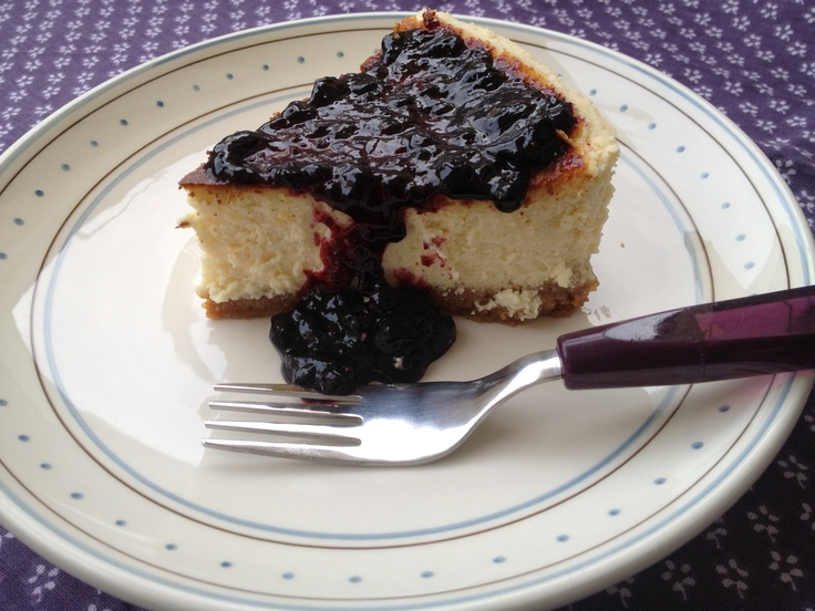 Perfect Cheesecake   Cakes   Pinterest