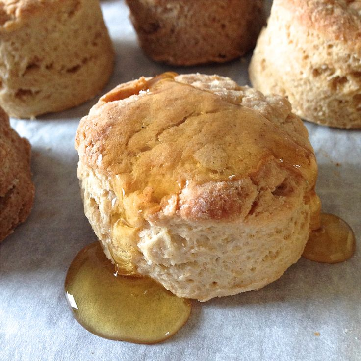Whole Wheat Biscuits | Baking | Pinterest