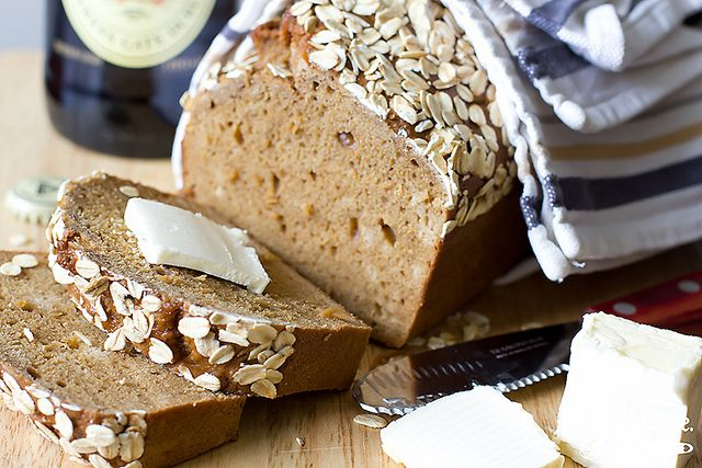 Guinness Irish Beer Bread by bake.love.give., via Flickr
