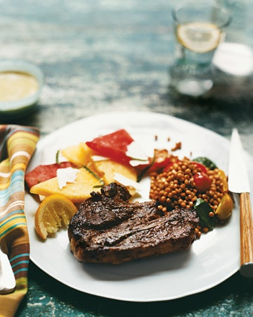 Grilled Lamb Shoulder Chops With Herb Aioli Recipes — Dishmaps