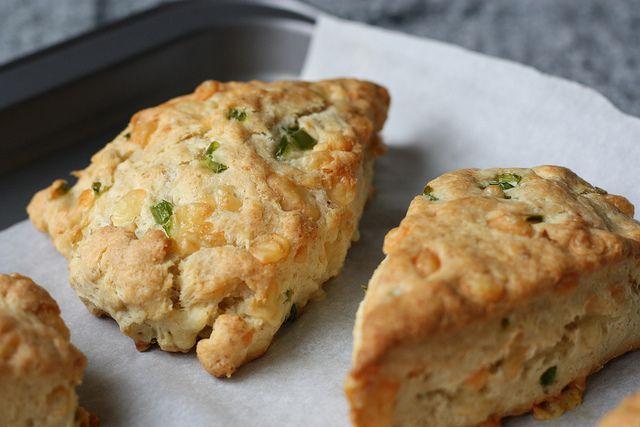 jalapeno cheddar scones by a dash of zest, via Flickr