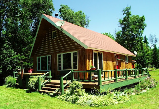 Camp and cottage living cabin pinterest for Camps and cottages