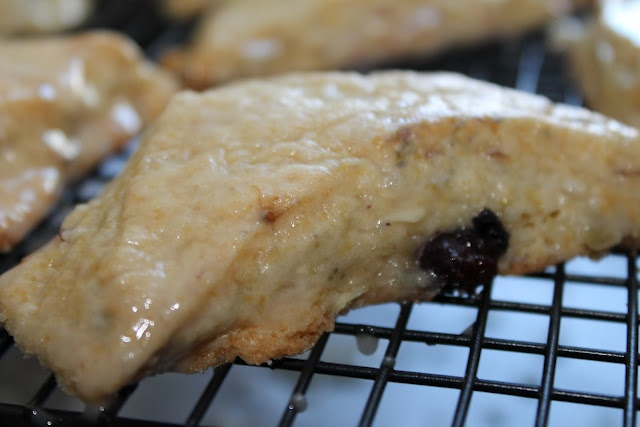 Blueberry Almond Scones | Favorite Recipes | Pinterest