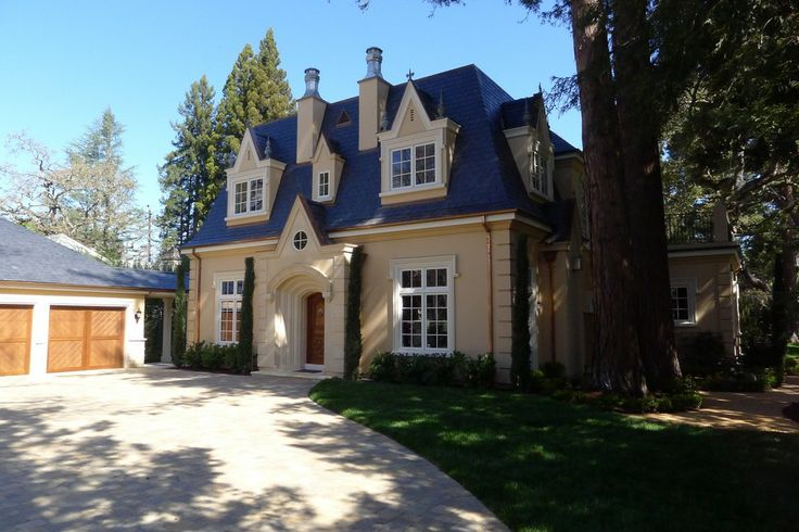 French Eclectic Mansion Interiors And Architecture