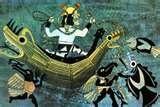 20 – NAYLAMP. En 1782 el párroco de Morrope, Justo Modesto Rubiños ratifica la versión de Cabello de Balboa. Con pocas variante. En tiempos muy antiguos llegó por mar con una gran flota de balsas, acompañado por un sequito militar, mujeres y sirvientes, su principal esposa era Ceterni.