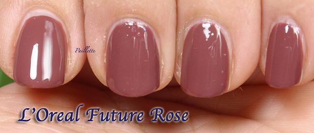 L'Oreal| Future Rose