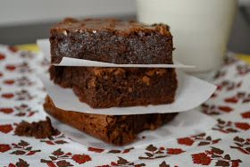 Classic Brownies | cakes | Pinterest