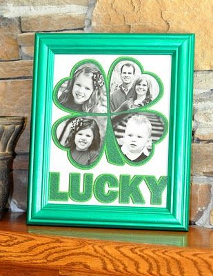 cute for being st patricks day decor