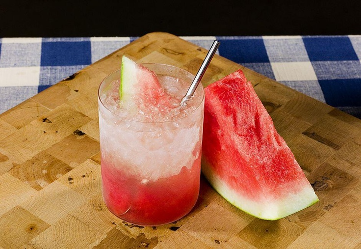 Our Watermelon Cooler is the perfect way to stay chilled this summer!