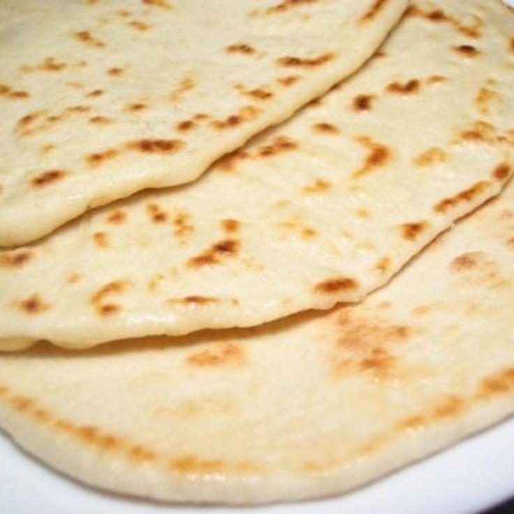 Naan Bread | Breads | Pinterest