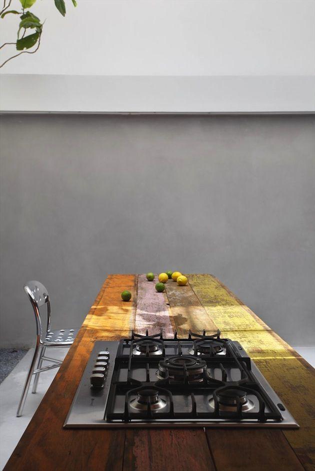 WABI SABI - simple, organic elegance the Scandinavian way.: Stunning home and office in Brazil