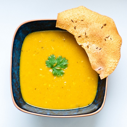 Spiced Coconut/Lentil Soup ... gluten free, dairy free, egg free