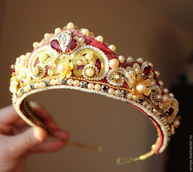 Корона или диадема своими руками 923