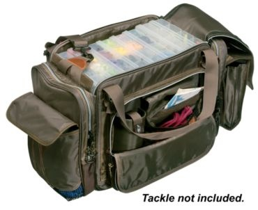 Browning fishing top loader tackle bag or system for Browning fishing backpack