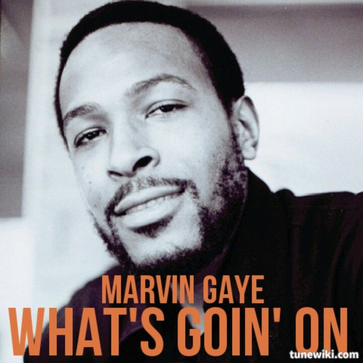 MARVIN GAYE | TuneWiki Lyric Art | Pinterest: pinterest.com/pin/391742867559397883