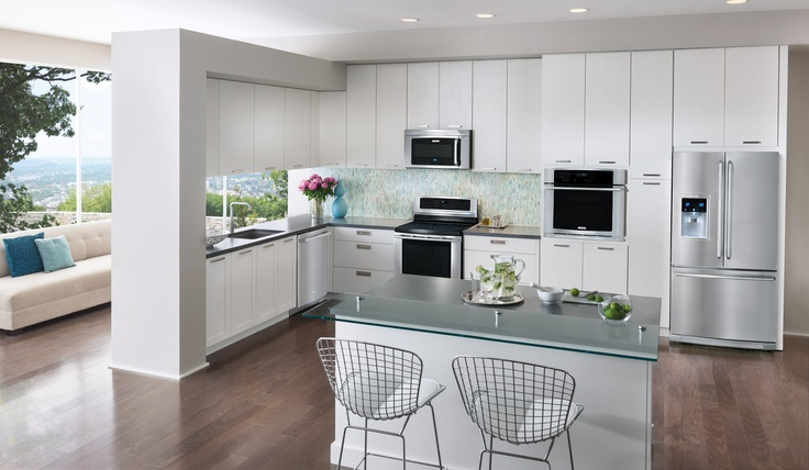 My Dream Kitchen with @Electrolux inspiration from SewWoodsy.com
