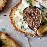 fig gorgonzola amp honey tartines by tartelette blog for when fresh ...