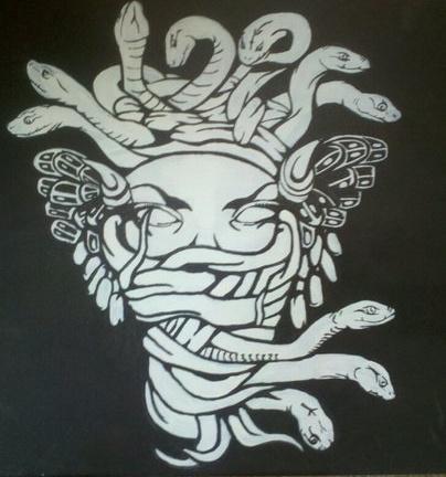 Crooks  amp  Castles MedusaVersace Medusa Tattoo Sleeve
