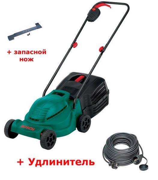 Газонокосилка bosch rotak 1000 цена 1139 грн