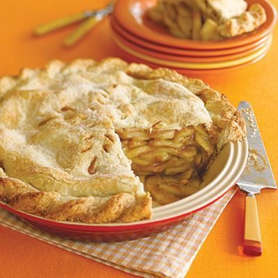 4th of July recipes: Deep-Dish Apple Pie | 4th of July Ideas ...