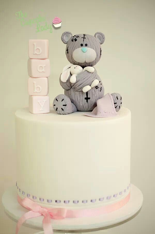 Baby cake Cakes and Bakes Pinterest
