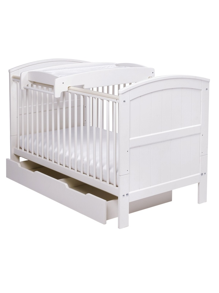 mamas and papas ocean cot bed instructions