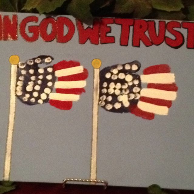 4th of july arts & crafts