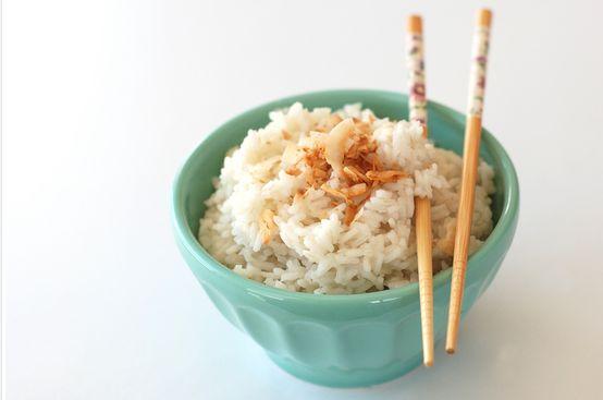 Sweet Thai Coconut Rice Recipe | Eat | Pinterest