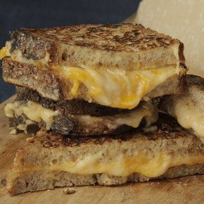 Fancy Grilled Cheese Sandwiches | Sandwiches & Wraps | Pinterest
