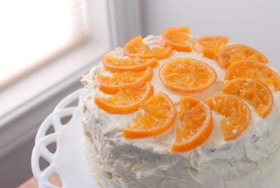 layer cake triple layer white cake with orange curd filling recipes ...