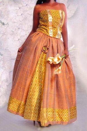 Ethiopian wedding dress designer source url http www p for Ethiopian wedding dress designer