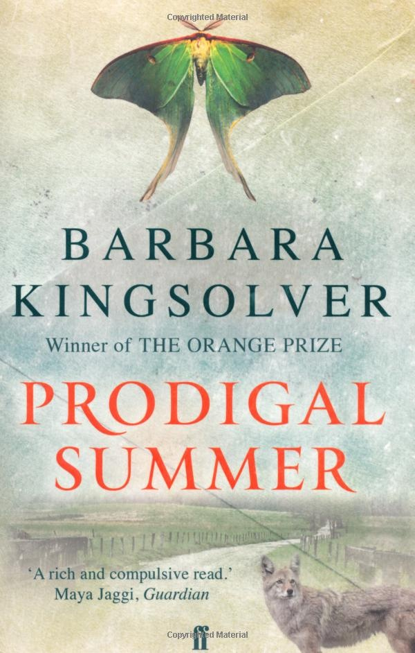 barbara kingsolver book of essays Barbara kingsolver is an the atheist codger reads part of an essay by barbara kingsolver the lacuna by barbara kingsolver - book review by.