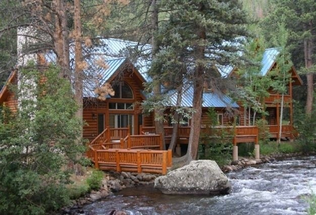 Dream Holiday Cabin Estes Park Co Home In Our Hearts