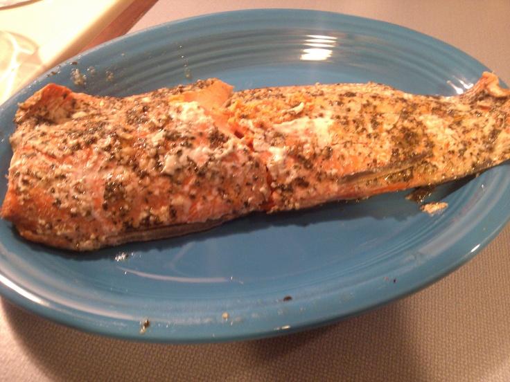 salmon ii rezept yummly baked salmon baked salmon ii baked salmon ii ...