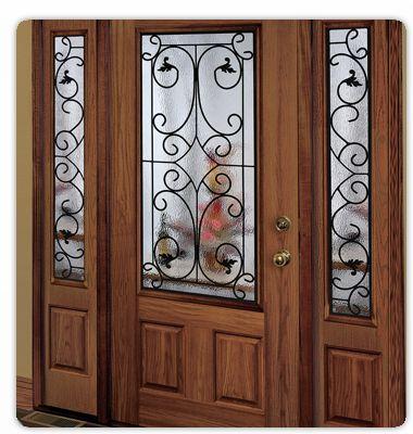 Pin by nancy lena on doors to adventures pinterest for Decorative exterior doors