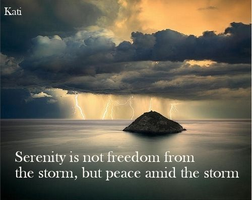 i found peace and tranquility in god If you have another great peace bible verse that was not on this list, please   have been justified by faith, we have peace with god through our lord jesus  christ.