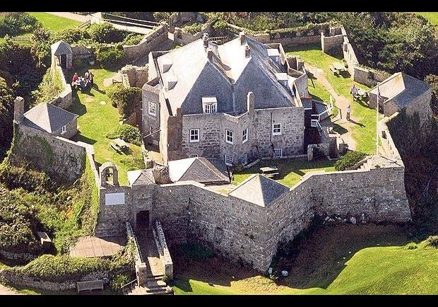 Star castle hugh town isle of scilly creative homes for Fortress homes