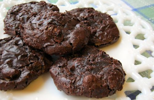 More like this: chocolate cookies , flourless chocolate and cookies .