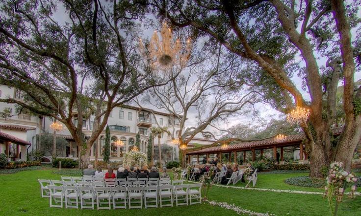 Sea Island Wedding Venue GA