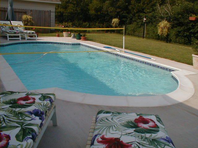 Swimming pool designs houston landscape pinterest for Houston pool design