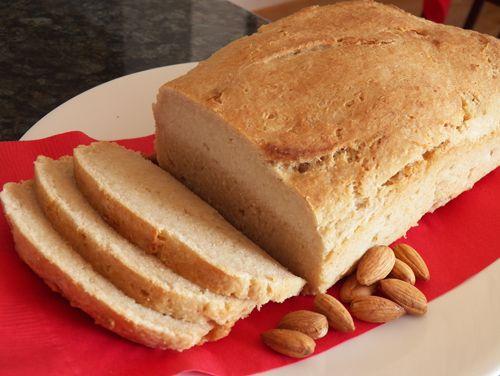 almond flour bread machine recipes