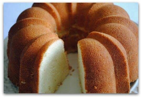 Diva Cream Cheese Pound Cake