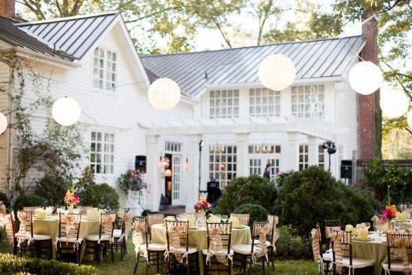 Perfect for backyard wedding  Wedding #1  Pinterest