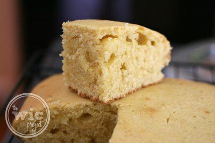 Mix Master Miriam vs. Grandmother's Buttermilk Cornbread (Recipe)