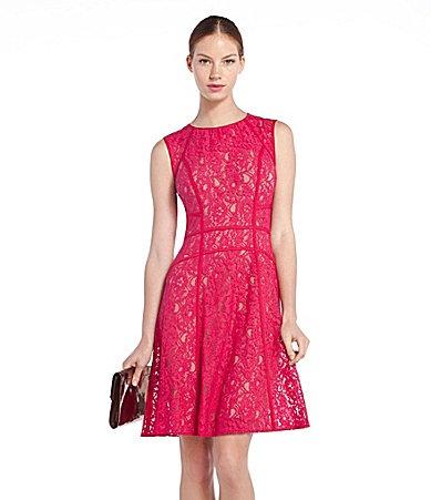 Bcbgmaxazria florallace dress dillards fashion pinterest