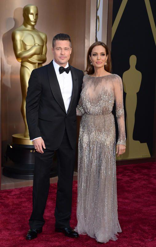 Angelina Jolie in Elie Saab
